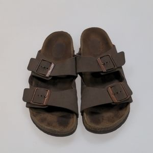 Birkenstock Brown Sandals Size 34